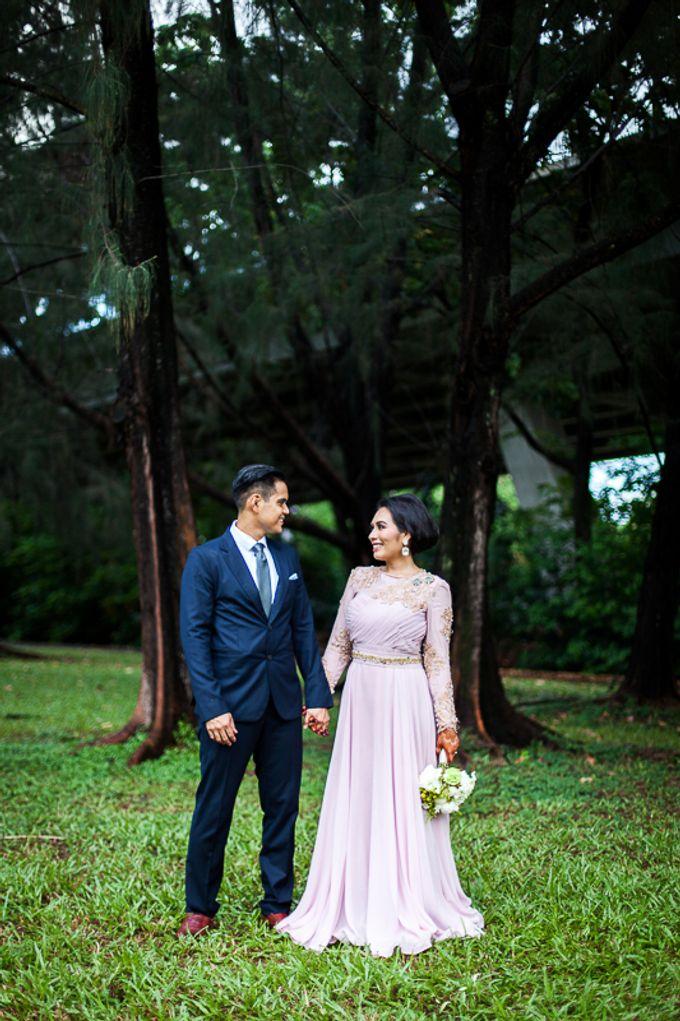 Asha and Azman by Shamsydar Ani Photography - 040