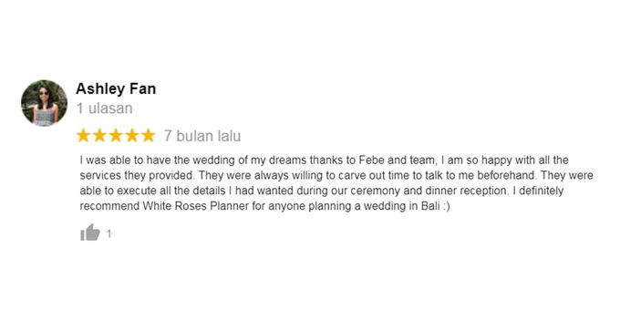 Client Review by White Roses Planner - 019