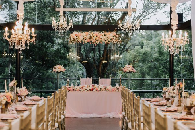 Glasshouse Tirtha Bali Wedding of Ashley & Yoke Song by fire, wood & earth - 027