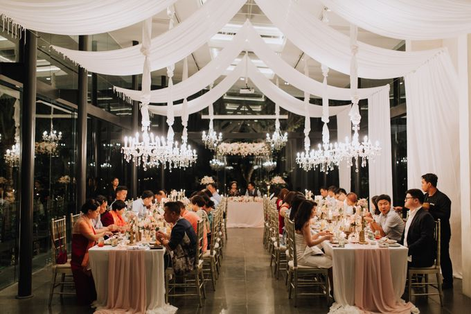 Glasshouse Tirtha Bali Wedding of Ashley & Yoke Song by fire, wood & earth - 033