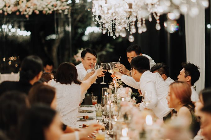 Glasshouse Tirtha Bali Wedding of Ashley & Yoke Song by fire, wood & earth - 038