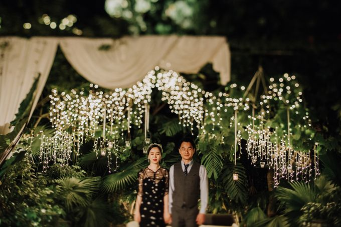 Glasshouse Tirtha Bali Wedding of Ashley & Yoke Song by fire, wood & earth - 045