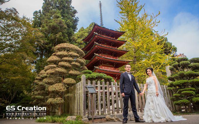 Pre wedding in San francisco by ES Creation Photography - 004