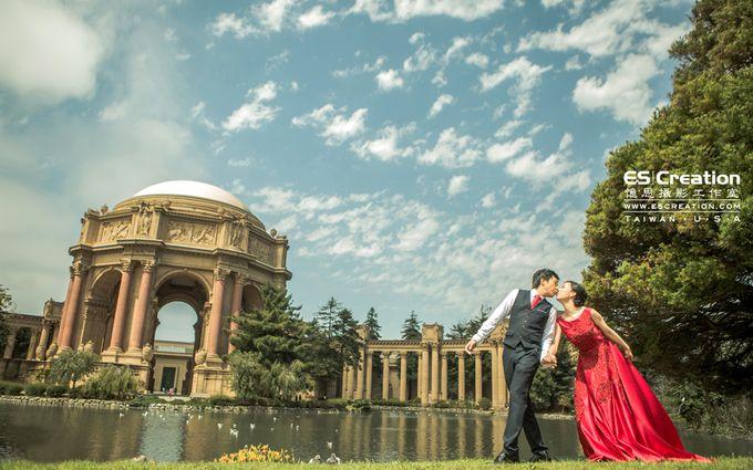Pre wedding in San francisco by ES Creation Photography - 005