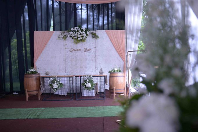 The Wedding of Stevani & Bobi by Decor Everywhere - 006
