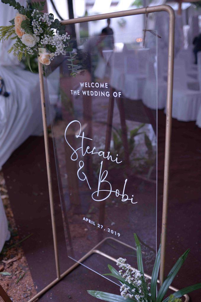 The Wedding of Stevani & Bobi by Decor Everywhere - 007