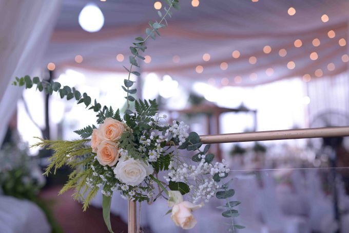 The Wedding of Stevani & Bobi by Decor Everywhere - 008