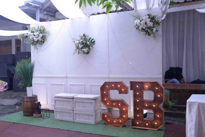 The Wedding of Stevani & Bobi by Decor Everywhere - 011