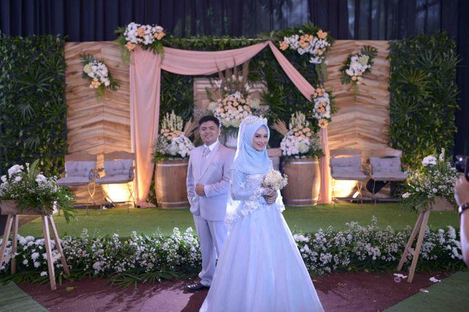 The Wedding of Stevani & Bobi by Decor Everywhere - 001