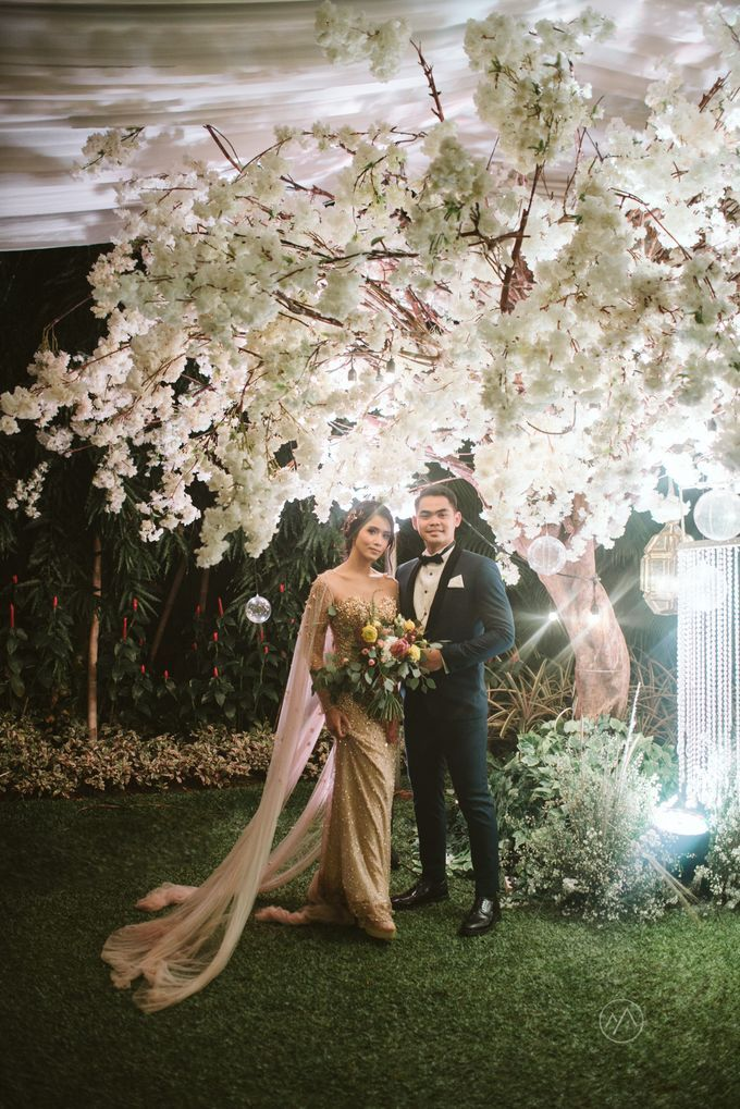 The Wedding of Ana & Edie by Lona Makeup - 001