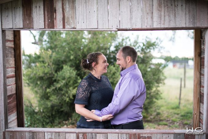 Wedding of Scott & Nicole by WG Photography - 003