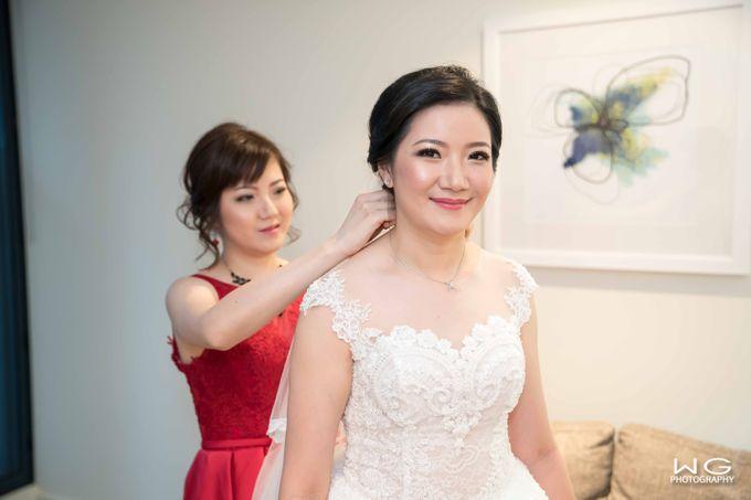 Wedding of Christine & Reza by WG Photography - 002