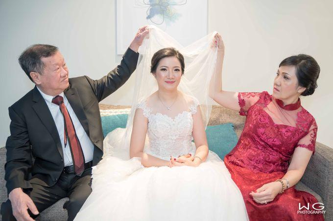 Wedding of Christine & Reza by WG Photography - 003