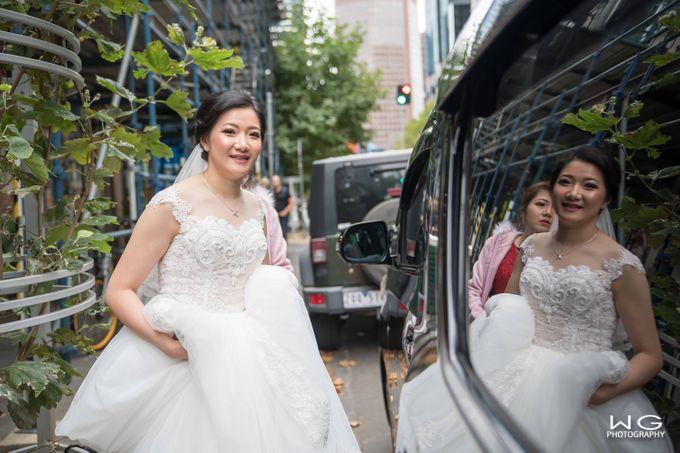 Wedding of Christine & Reza by WG Photography - 006