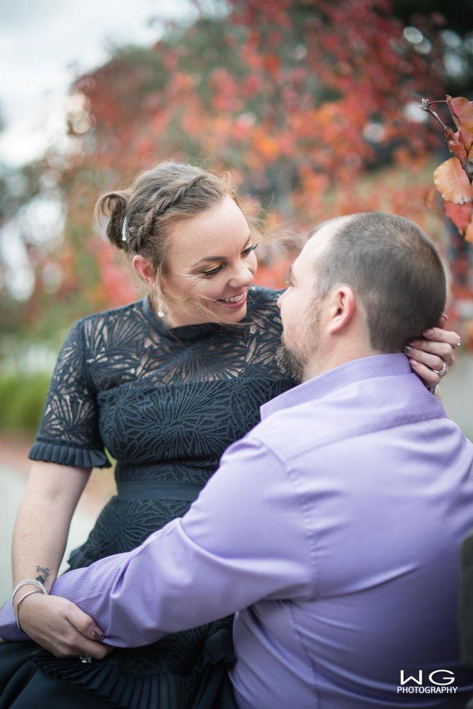 Wedding of Scott & Nicole by WG Photography - 002