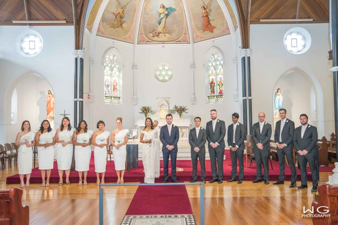 Wedding of Steph & Matthew by WG Photography - 009
