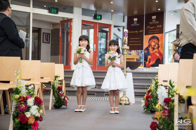 Wedding of Christine & Reza by WG Photography - 007