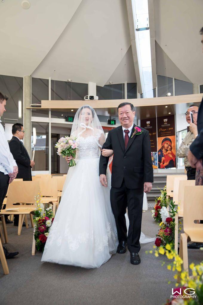 Wedding of Christine & Reza by WG Photography - 008