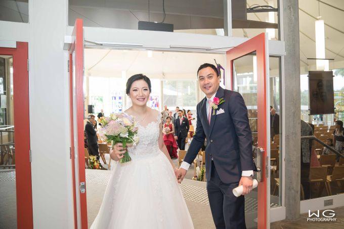 Wedding of Christine & Reza by WG Photography - 010