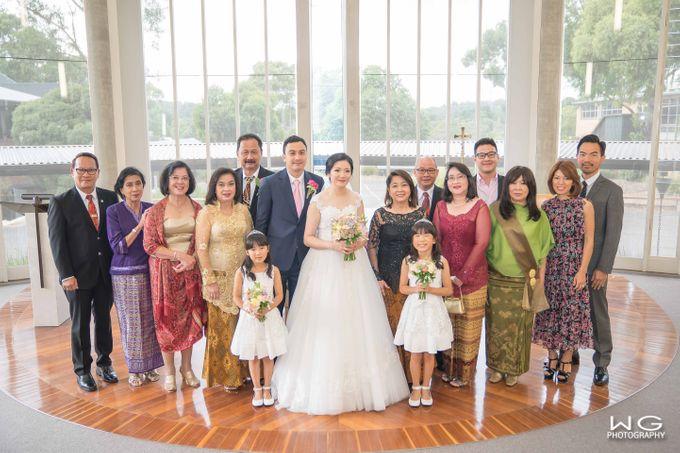 Wedding of Christine & Reza by WG Photography - 011