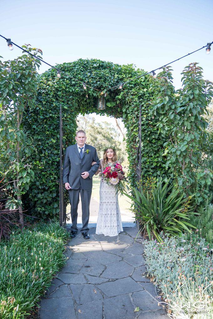 Wedding of Coco & Aaron by WG Photography - 003