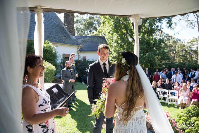 Wedding of Coco & Aaron by WG Photography - 004