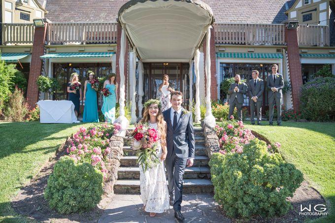 Wedding of Coco & Aaron by WG Photography - 005