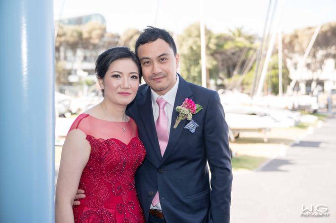 Wedding of Christine & Reza by WG Photography - 001