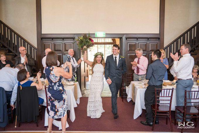 Wedding of Coco & Aaron by WG Photography - 014