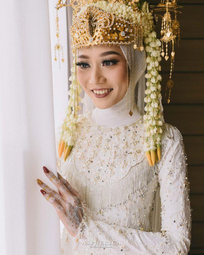 Betawinese Wedding of Sabil & Farach by Khayim Beshafa One Stop Wedding - 003