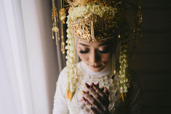 Betawinese Wedding of Sabil & Farach by Khayim Beshafa One Stop Wedding - 002
