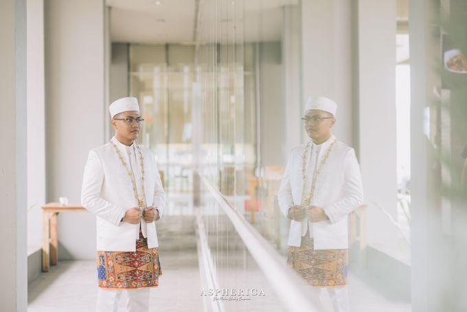 Betawinese Wedding of Sabil & Farach by Khayim Beshafa One Stop Wedding - 006