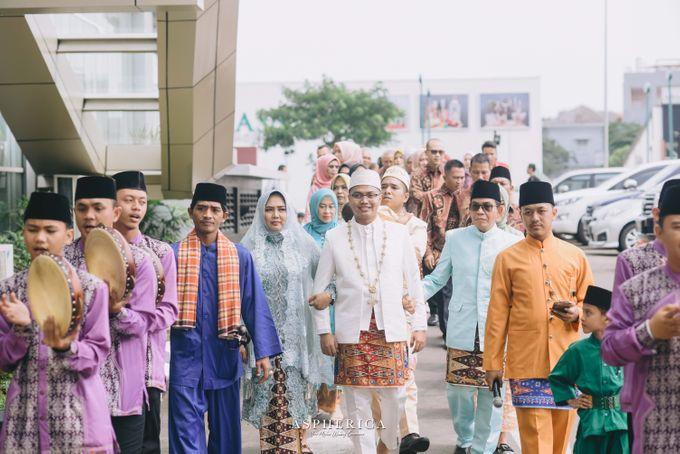 Betawinese Wedding of Sabil & Farach by Khayim Beshafa One Stop Wedding - 007