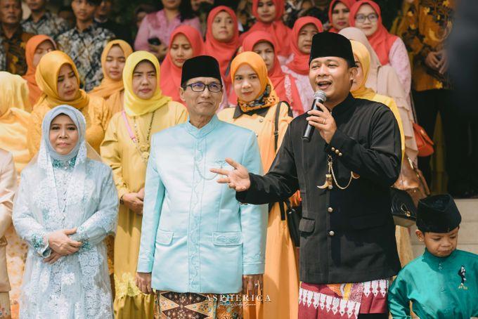 Our Memorable Betawi Wedding by Khayim Beshafa One Stop Wedding - 015