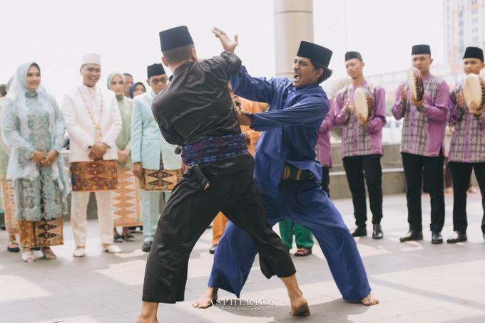 Our Memorable Betawi Wedding by Khayim Beshafa One Stop Wedding - 017
