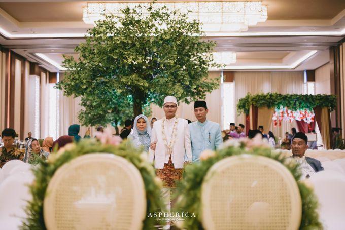 Betawinese Wedding of Sabil & Farach by Khayim Beshafa One Stop Wedding - 013