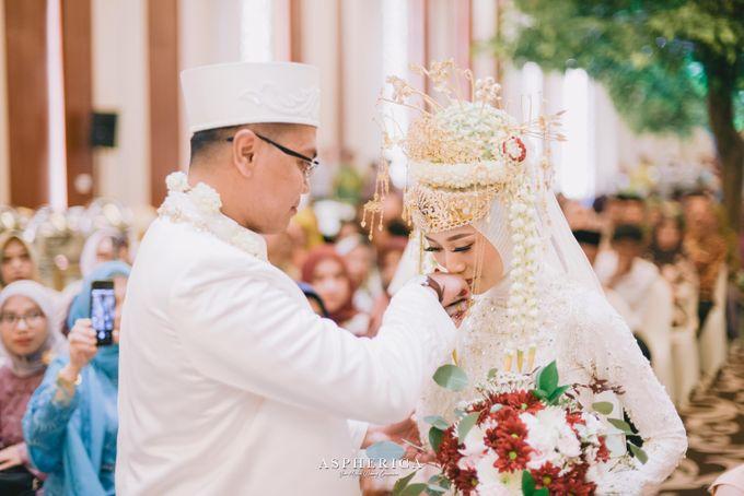 Betawinese Wedding of Sabil & Farach by Khayim Beshafa One Stop Wedding - 015