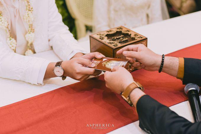 Betawinese Wedding of Sabil & Farach by Khayim Beshafa One Stop Wedding - 016
