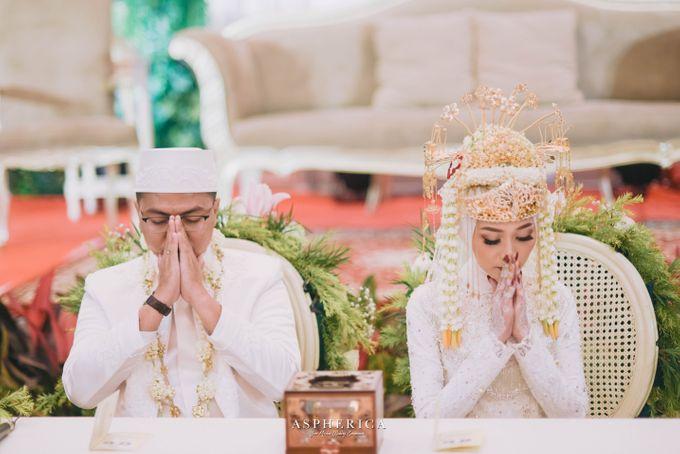 Our Memorable Betawi Wedding by Khayim Beshafa One Stop Wedding - 011