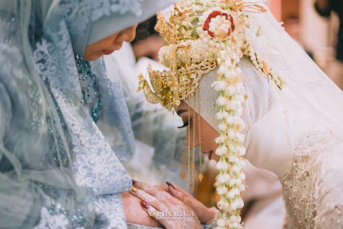 Betawinese Wedding of Sabil & Farach by Khayim Beshafa One Stop Wedding - 017