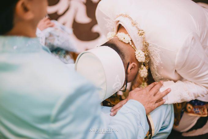 Betawinese Wedding of Sabil & Farach by Khayim Beshafa One Stop Wedding - 018
