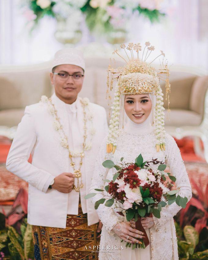Betawinese Wedding of Sabil & Farach by Khayim Beshafa One Stop Wedding - 001