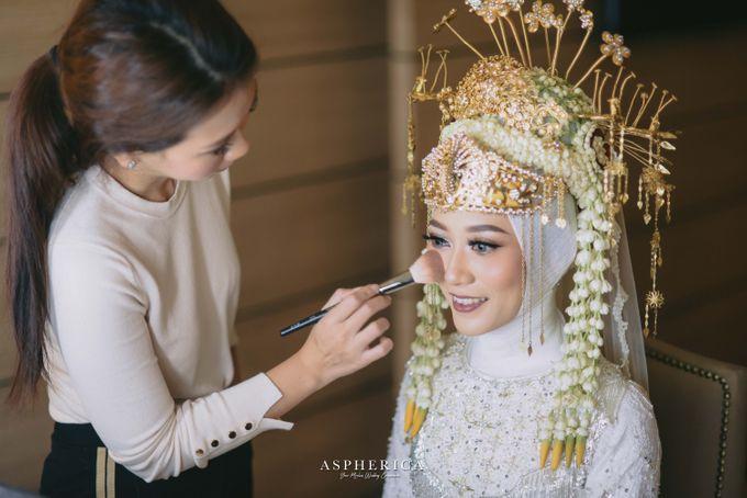 Betawinese Wedding of Sabil & Farach by Khayim Beshafa One Stop Wedding - 019