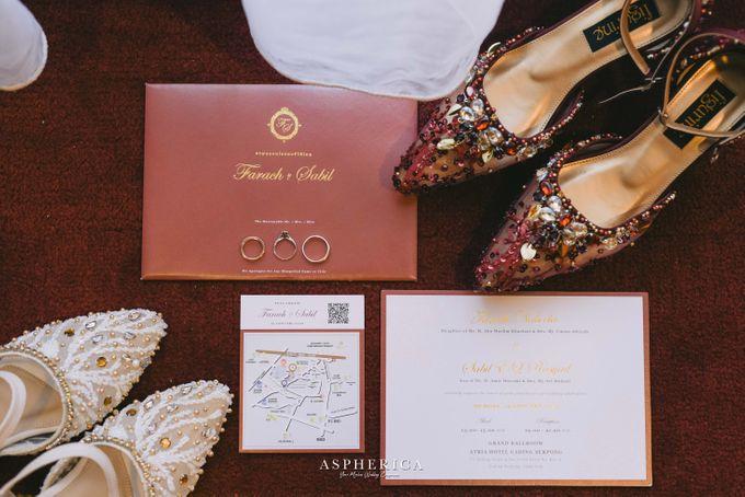 Betawinese Wedding of Sabil & Farach by Khayim Beshafa One Stop Wedding - 021