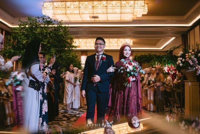Betawinese Wedding of Sabil & Farach by Khayim Beshafa One Stop Wedding - 022