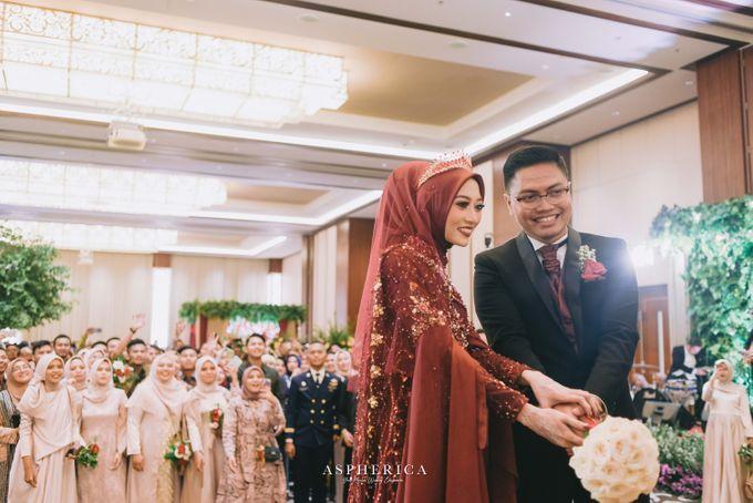 Betawinese Wedding of Sabil & Farach by Khayim Beshafa One Stop Wedding - 023