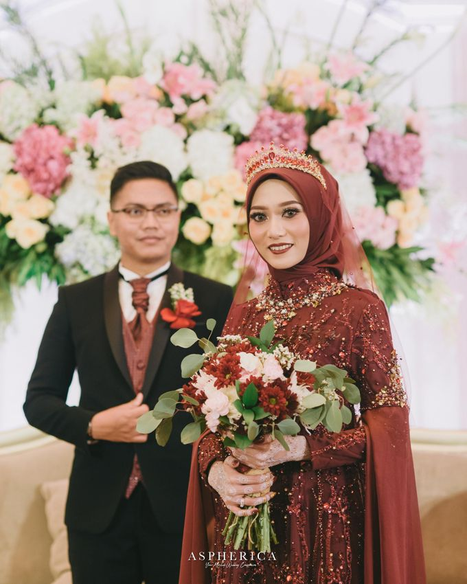 Our Memorable Betawi Wedding by Khayim Beshafa One Stop Wedding - 022