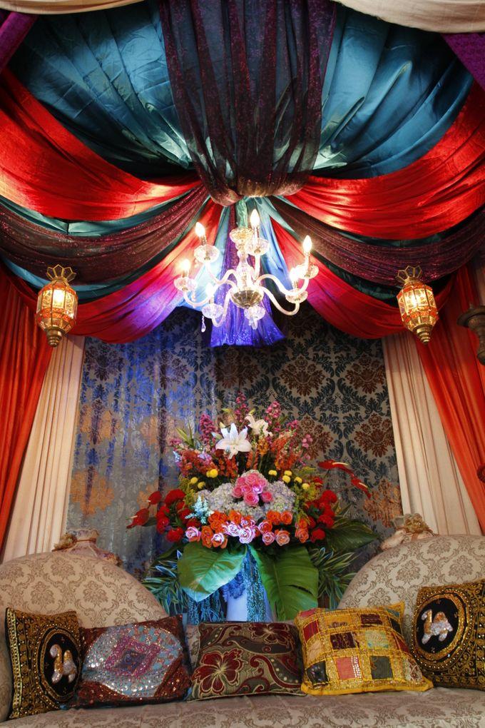 Moroccan Decoration by Charissa Event & Wedding Decoration - 004