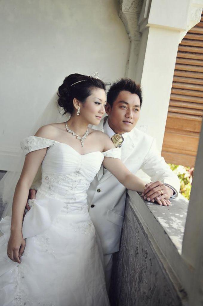 Asian Makeup by Cindy Lin Make Up Artist - 009