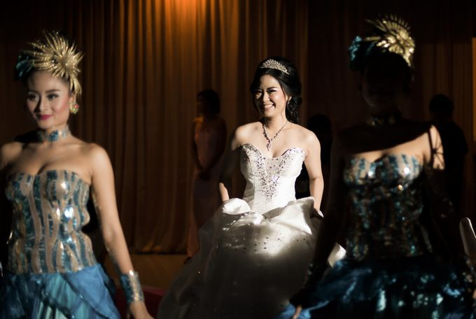 THE WEDDING OF SATRIA & JULIANA by Panda Wedding Organizer - 008